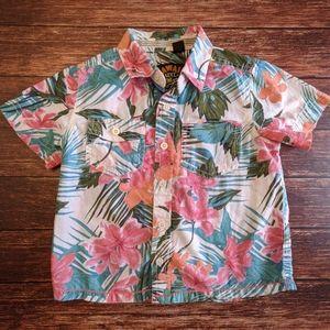 Hawiian Shirt Hawaii Perfect Wave